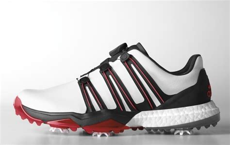 Sepatu Golf Adidas Tour360 Eqt Boa Original adidas unveils powerband boa boost shoe golfmagic
