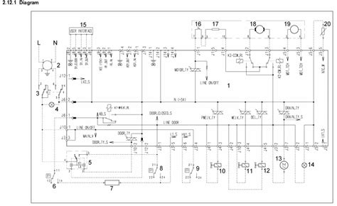 40320 aeg dishwasher wiring diagram get free image about