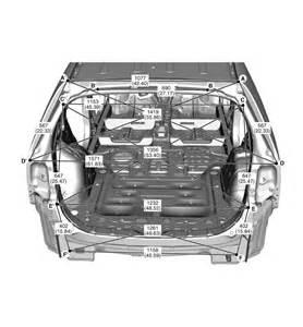 2011 Kia Sorento Interior Dimensions Kia Sorento Rear Dimensions Interior