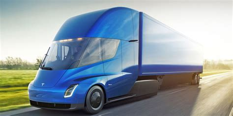 2020 Tesla Semi by Tesla Semi Truck 2020 Daten Fotos Marktstart Des E