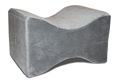 Side Sleeper Hip by Knee Pillow For Back And Hip Relief Leg Pillow