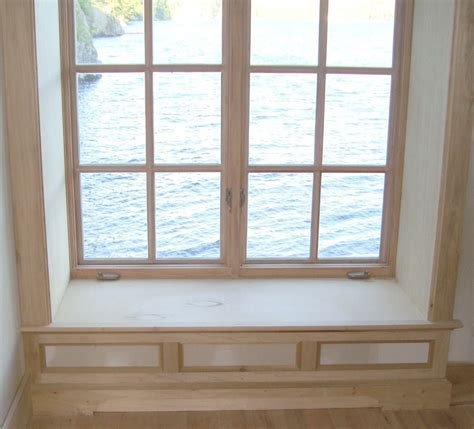 bettdecke patchwork custom window sills custom oak window sill northeast