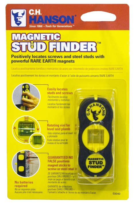 S Finders Hanson Magnetic Stud Finder Gifts For The Handyman