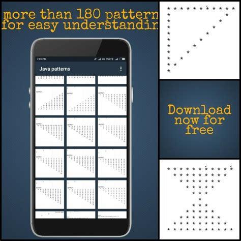 logic behind pattern in c what is the main logic of pattern printing in c language