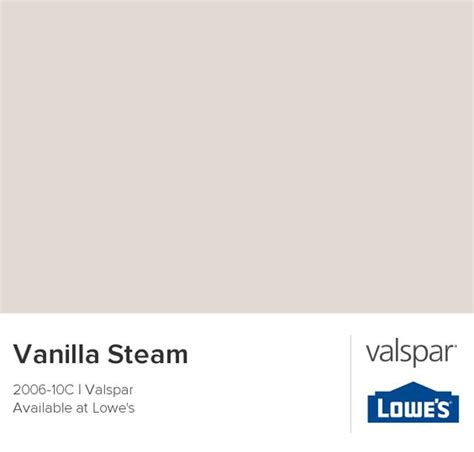valspar vanilla and master bedrooms on