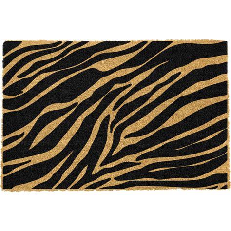 Zebra Doormat by Zebra Doormat