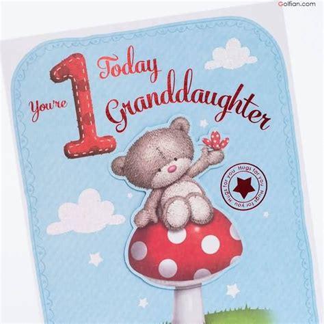 Great Granddaughter 1st Birthday Card 65 Popular Birthday Wishes For Granddaughter Beautiful