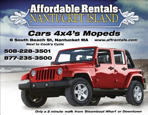 Jeep Rentals Nantucket Jeep Rentals Nantucket Ma