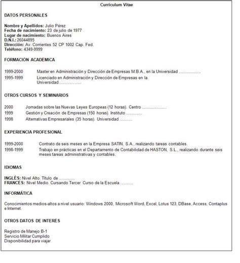 Modelo Curriculum Vitae 1 Hoja Priseaden Modelos De Curriculum Modernos