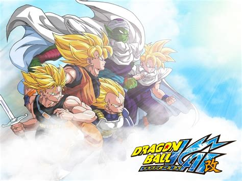 wallpaper dragon ball kai hd dragon ball z kai wallpaper goku dragon ball kai