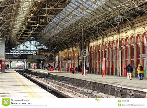 from the platform 2 platforms 2 and 3 preston railway station editorial photo image 39860466
