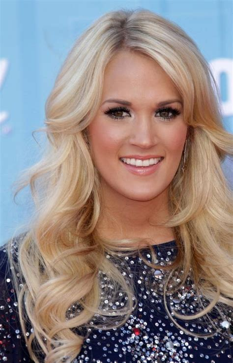 bohemian blowout hairstyles 15 carrie underwood hairstyles that blow us away more com