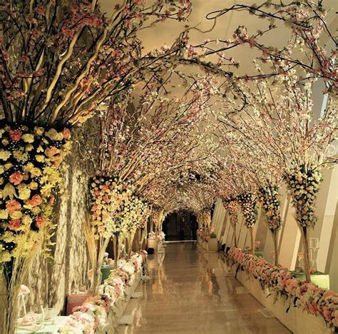 Wedding Entrance Ideas by 13 Beautiful Wedding Entrance Decor Ideas That You Need To