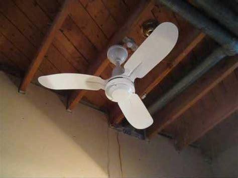 Banvil Ceiling Fans by 1980s Banvil Gold Line 90 Cm 36 Ceiling Fan