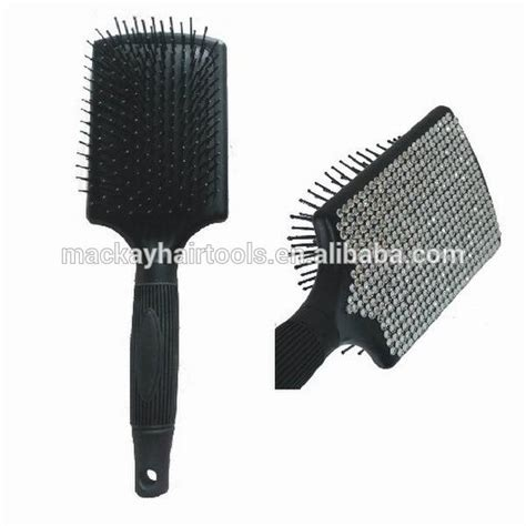 Pattern Paddle Brush | professional customized pattern paddle detangling hair