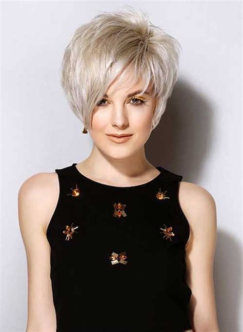 really trendy asymmetrical pixie cut short hairstyles