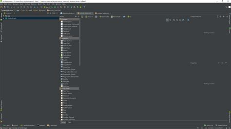 designing android layout in android studio stack overflow cant see the design layout in android studio stack overflow
