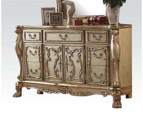 dresden gold antique queen 5 pc bedroom set traditional style dresden luxury upholstered 4pc king bedroom set in antique