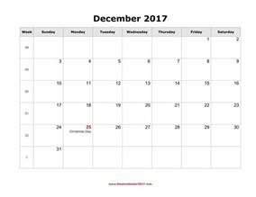 Calendar December 2017 Printable Pdf December 2017 Calendar Printable Pdf 2017 Printable Calendar