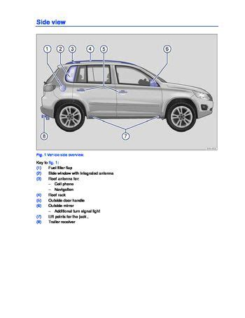 download car manuals pdf free 2009 volkswagen gli interior lighting 2013 volkswagen tiguan owner s manual pdf 356 pages