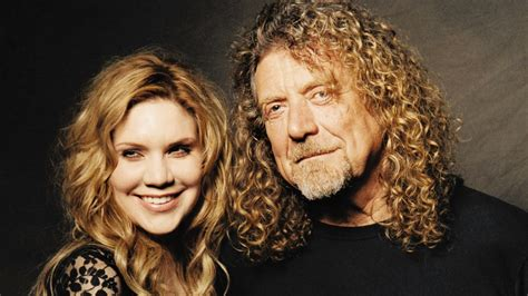 Robert Plant And Alison Krauss Celebrate Launch Of New Album by Robert Plant Alison Krauss Unveil New Collaboration