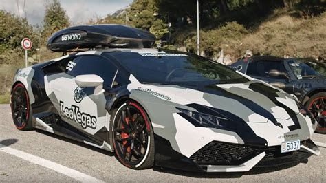 camo lamborghini huracan jon olsson shows his camouflaged 800 hp lamborghini