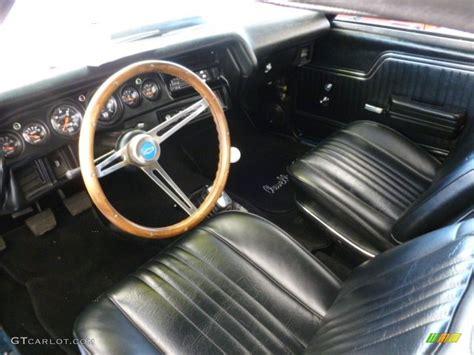 1972 Chevelle Interior black interior 1972 chevrolet chevelle ss photo 59911638 gtcarlot