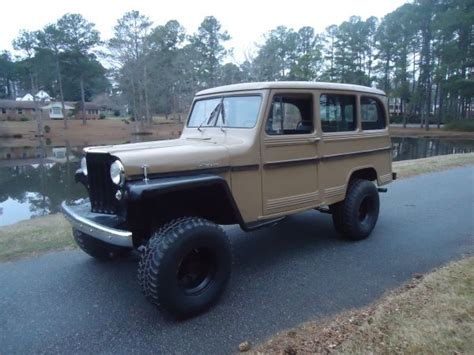 jeep wagon for sale willys jeep station wagon for sale craigslist