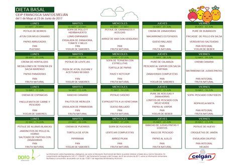 menu comedor escolar menu comedor escolar otra idea de imagen de decoraci 243 n
