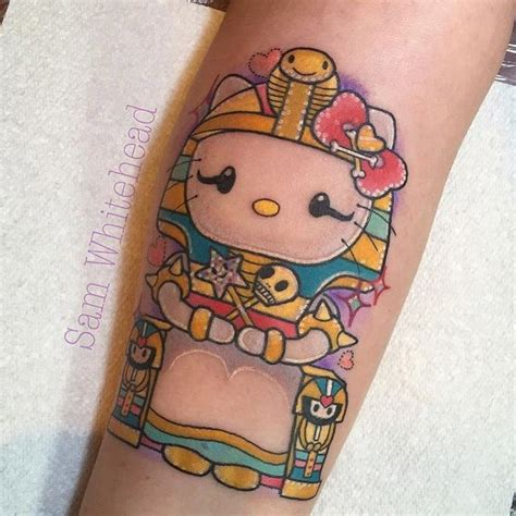 hello kitty tattoos gallery 346 best images about hi on vinyl decals