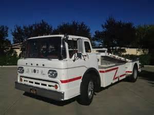 Long Barn California Barn Find Emergency Truck 1958 Ford Coe