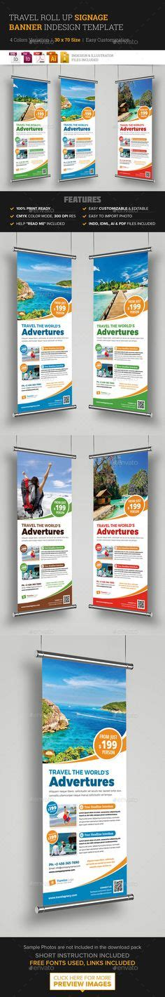 coreldraw banner design download 6 vector x banner stand roll up background design template