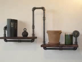 plumbing pipe bookshelves industrial plumbing pipe shelf by vintage pipe dreams
