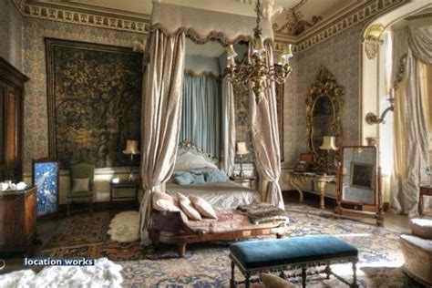 castle bedroom tapestry bedroom belvoir castle interior pinterest