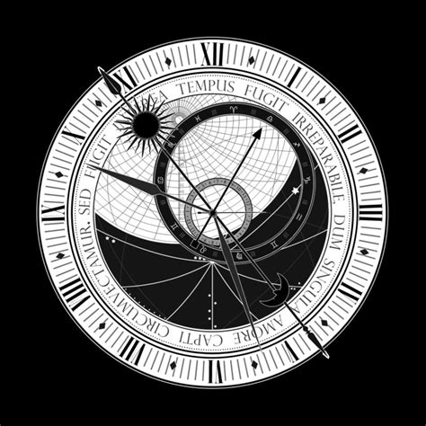astronomical clock wip by tibots on deviantart