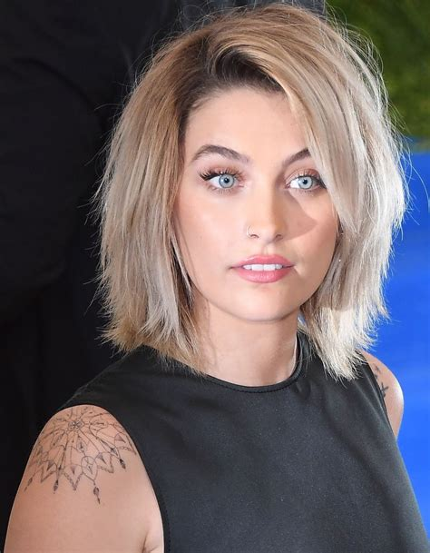 paris jackson short hair 7534 best hair images on pinterest hairstyles hair and