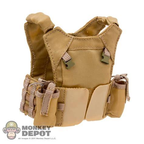 Lv 16 Cp Luck Black White 1 monkey depot vest soldier story cp lv mbav armor