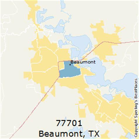 beaumont zip code map best places to live in beaumont zip 77701