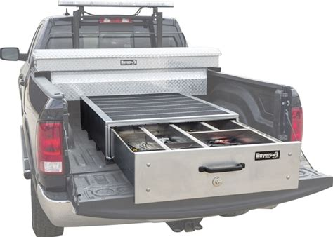 slide out truck bed slide out truck bed box products upfitting work truck