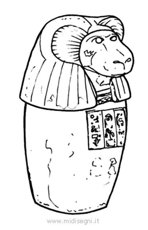 vasi canopi egiziani midisegni it miti e leggende