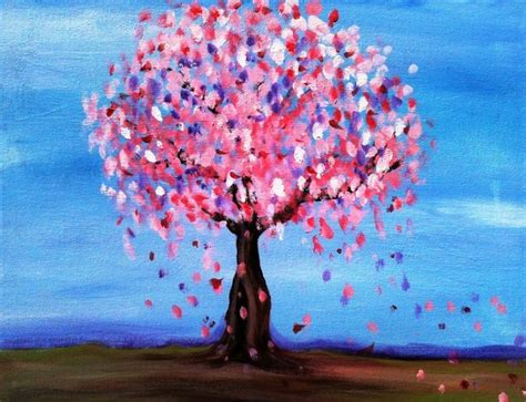 25 best ideas about easy acrylic paintings on