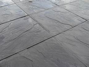 Cheap Patio Slabs by Cheap Paving Slabs Delivered 450 X 450mm Black Patio