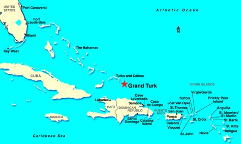 grand on map where it is located grand island in the turks and caicos