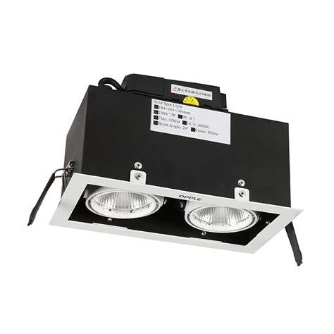 Lu Led Opple led spot grid high quality opple lighting global