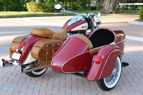 Oldtimer Motorrad Beiwagen by 2014 Red Indian Chief Vintage Motorcycle 2014 Chion