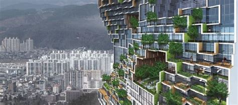 Green Appartments by Apartment Adding Green To The Concrete Jungle