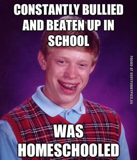 Bad News Brian Meme - bad luck brian gallery 4 11 pictures very funny pics