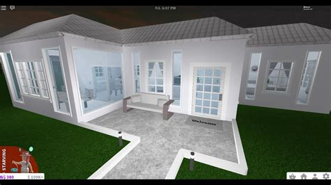 homes built for 10k bloxburg 14k house speed build