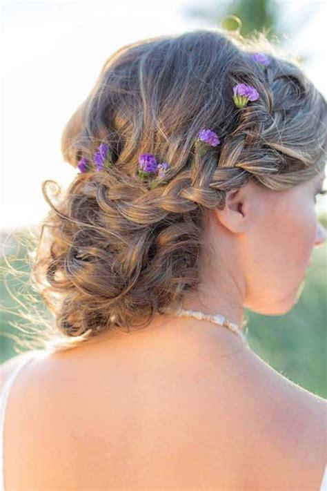 Wedding Boho Updo by Best Wedding Hair Ideas Hairstyles 2016 2017