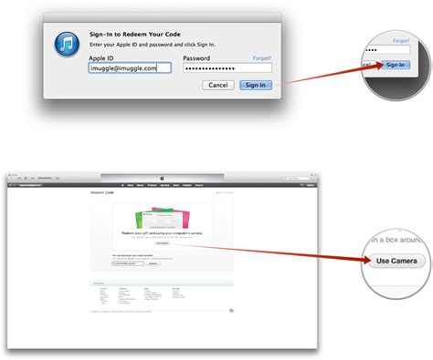 Itunes Use Gift Card Instead Of Credit Card - how to redeem a promo code or gift card with itunes on mac or windows imore